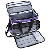 Best Machine With Accessories - Luxja Sewing Machine Carrying Bag, Tote Bag Review