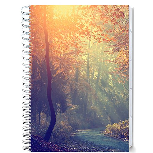 Tools4Wisdom Planner 2017 Calendar - Includes December 2016 ( 8 x 11 Hardcover )