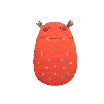 Saco de Dormir para bebés, Abrazo Oso Modelos otoño e Invierno, edredón recién Nacido, antipatadas es algodón Grueso Saco de Dormir antichoque Infantil 0-18 ...
