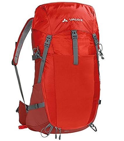 26e8954ac4 VAUDE Brenta 40, Zaino Sportivo per Escursioni Unisex - Adulto, Lava ...
