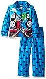 Thomas the Train Toddler Boys Thomas and Friends 2-Piece Pajama Coat Set