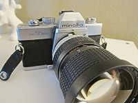 Minolta #SR-T200 Vintage SLR 35mm Camera
