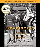 Front cover for the book Seabiscuit: An American Legend by Laura Hillenbrand