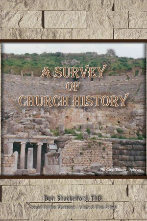 Survey Of Church History