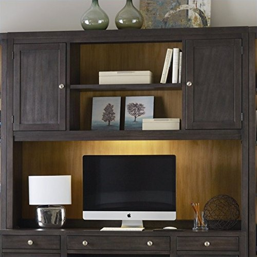 Hooker Furniture South Park Computer Credenza Hutch