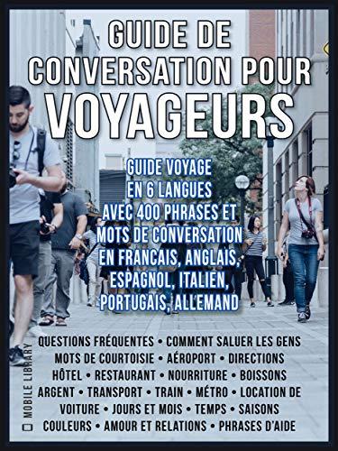 Guide De Conversation Pour Voyageurs Guide Voyage En 6