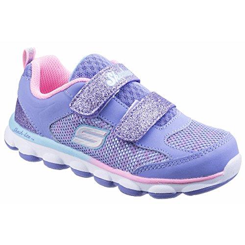 Skechers Lil Jumper Mädchen Baby Sportschuhe Lavendel/rosa