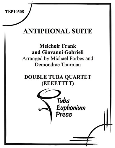 Antiphonal Suite Antiphonal Brass