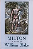 Milton, Blake, William, 0394736303