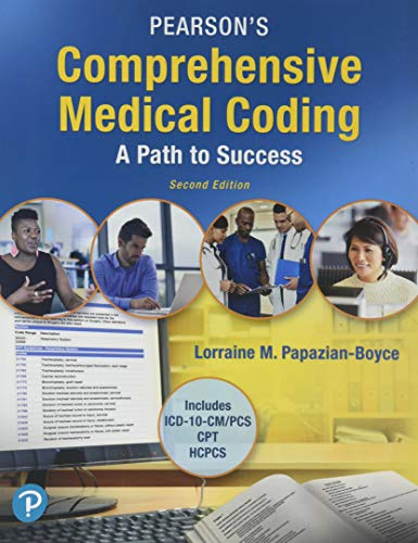 Pearson's Comprehensive Medical Coding (2nd Edition)