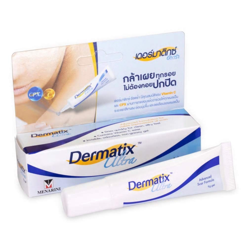 Dermatix Ultra - Advanced Scar Formula Innovative CPX Technology & Unique Vitamin C Ester 15g