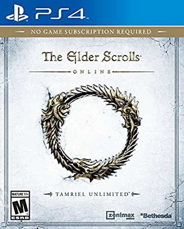 Elder Scrolls Online: Tamriel Unlimited - PlayStation 4 [Digital Code]