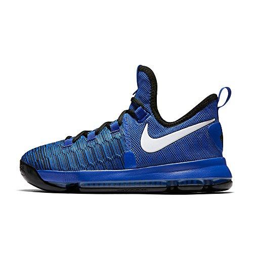 b70e2ba92d83 Nike Kids  Grade School Zoom KD 9 Basketball Shoes (6