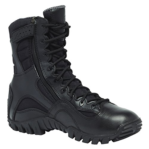 - Belleville 960z Tactical Research Khyber Lightweight Black Side-Zip Boot 11