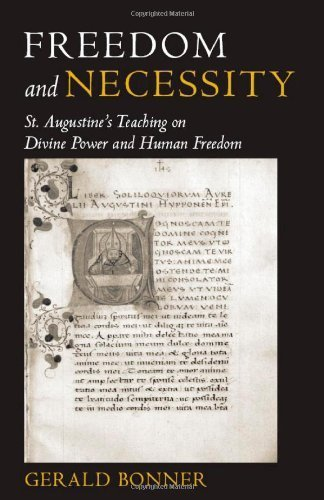 Freedom and Necessity: St. Augustine's Teaching on Divine Power and Human Freedom by Gerald Bonner - Shopping Augustine St Mall