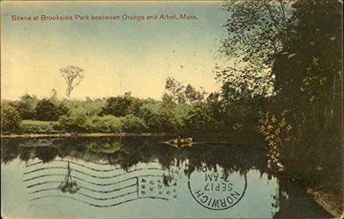 ark Athol, Massachusetts Original Vintage Postcard ()