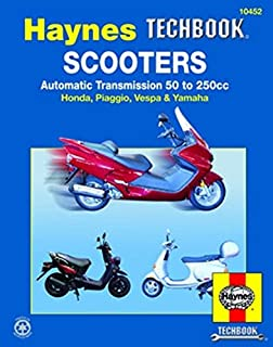 How to repair your scooter motorbooks workshop james manning scooters automatic transmission 50 to 250cc haynes techbook fandeluxe Image collections