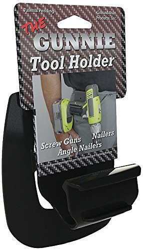 - The Gunnie Cordless Drill Holster/Hook - Single Unit