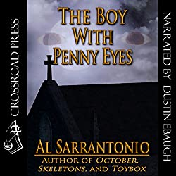 The Boy with Penny Eyes