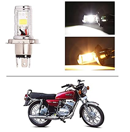 AutoStark Bike CYT Double Sided Headlight LED H4 White and