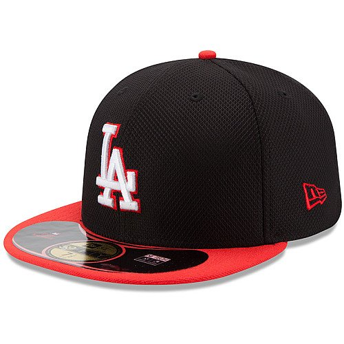 New Era Dia Era Pop MLB Los Angeles Dodgers Fitted Cap, 7