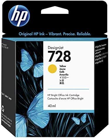 Hewlett Packard F9J61A - Cartucho de tóner adecuado para DNJ, color amarillo: Hp: Amazon.es: Oficina y papelería