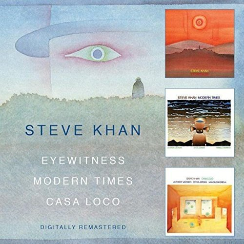 Steve Khan-Eyewitness-Modern Times-Casa Loco-2CD-FLAC-2016-NBFLAC Download