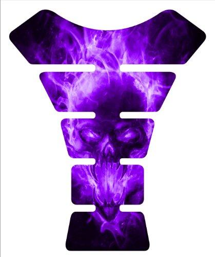 Purple Honda Motorcycles - 6