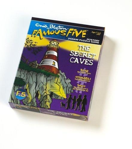 Famous Five, The Secret Caves, 250 piece Jigsaw by Paul Lamond Games