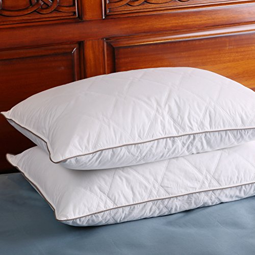 Hotel Collection Down Pillow Firm: Hotel Collection Goose Down Bed Pillow King Size 20X36