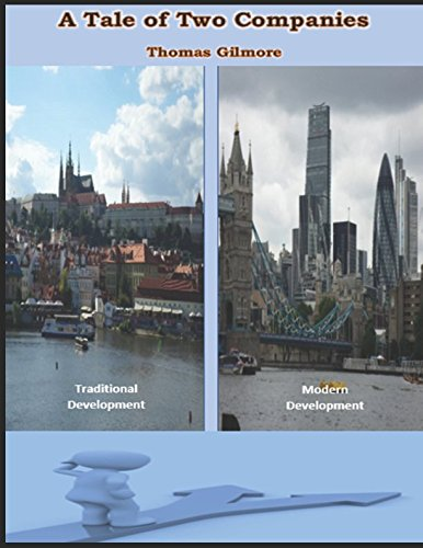 Read Online A Tale of Two Companies pdf epub