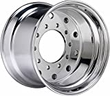 Accuride 29683 - 12.25 x 22.5 Aluminum 10-Lug Semi-Polished All Position Wheel