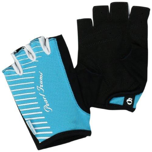 Pearl Spandex Gloves Izumi (Pearl iZUMi Women's Select Glove, Scuba Blue/Black, Small)