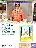 Creative Coloring Techniques Class DVD
