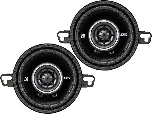 Kicker 43DSC3504 2 Inch 3 5 Inch Speakers product image