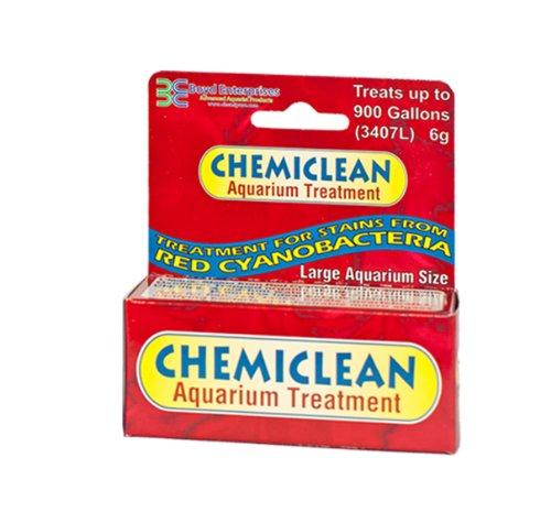 (Boyd Enterprises ABE76714 Chemiclean for Aquarium, 6gm)