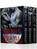 Book cover image for Inferno Wolves: The Complete Tale: Werewolf Paranormal Romance