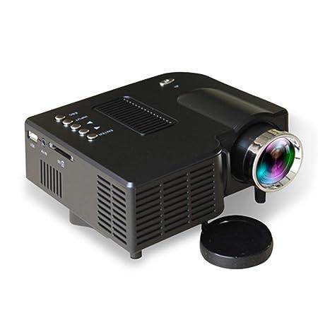 TMA Mini Mini Home Projector, Led Mini HD 1080p Pocket Projector ...