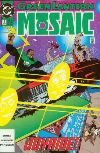 (Green Lantern: Mosaic #8)