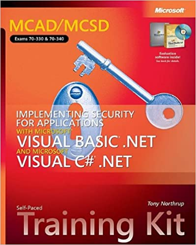 Implementing Security for Applications with Microsoft Visual