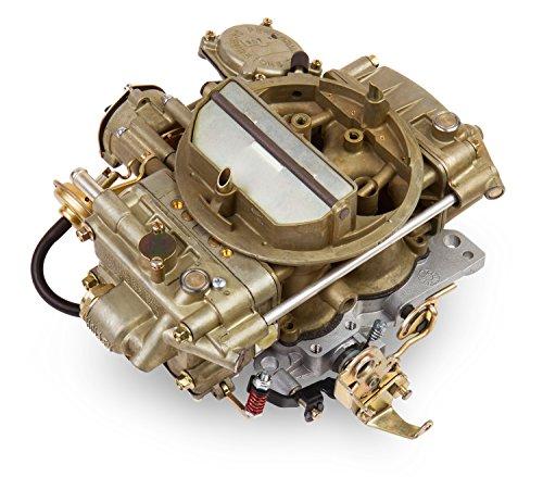 Holley 0-9895 650 CFM Street 4-Barrel Spread Bore Electric Choke Replacement - Bore Carburetor Spread