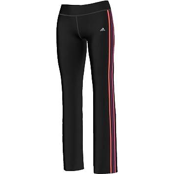 adidas Performance Pantalones de Entrenamiento Mujer, Color Negro ...