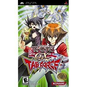 Yu-Gi-Oh! GX Tag Force - Sony PSP