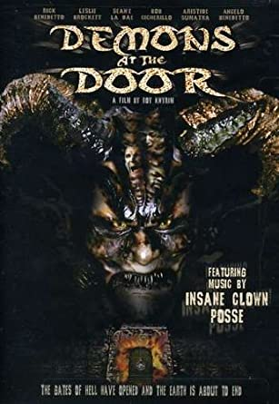 Demons At the Door & Amazon.com: Demons At the Door: Sean La\u0027dale Roy Knyrim: Movies \u0026 TV