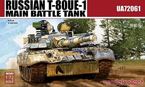 Modelcollect UA72013 Plastikmodellbau Fahrzeuge T-64B Main Battle Tank Mod 1975