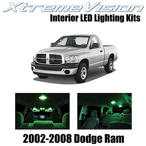 green cab lights dodge ram - 9