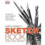 Sketch Book for the Artist, Simblet, Sarah, 0132436418