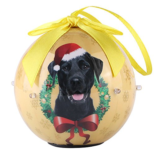 CueCue Pet CUECUEPET Christmas Winter Decoration Shatterproof, used for sale  Delivered anywhere in USA