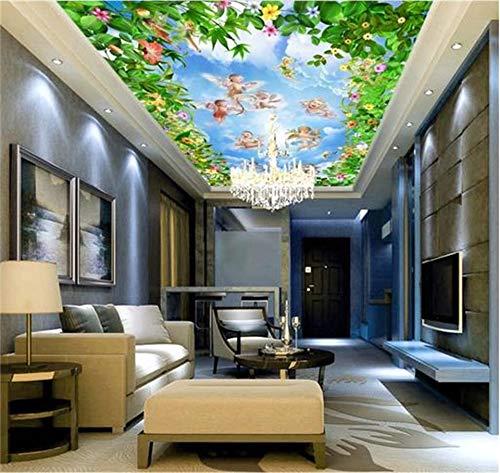 Whian 3D Papel Pintado Mural Sala De Estar Dormitorio Decoracion ...