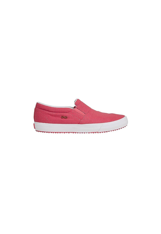 Infinity Footwear Women's Vulcanized Footwear B07BHTR26X 5 B(M) US|Coral